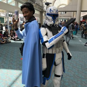Lando Calrissian Star Wars Costume